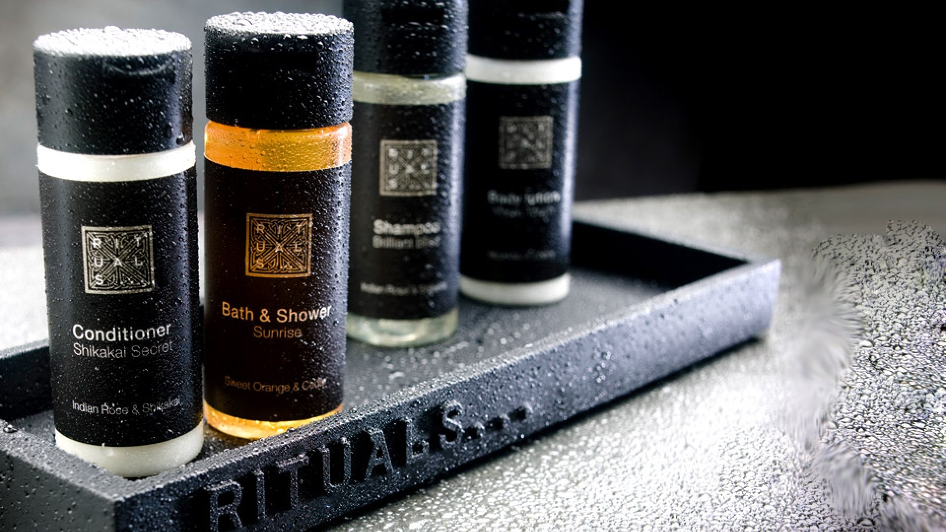 RITUALS products now available at selected properties.