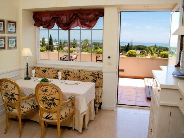 Guadalpin Marbella 2 dormitorios jacuzzi