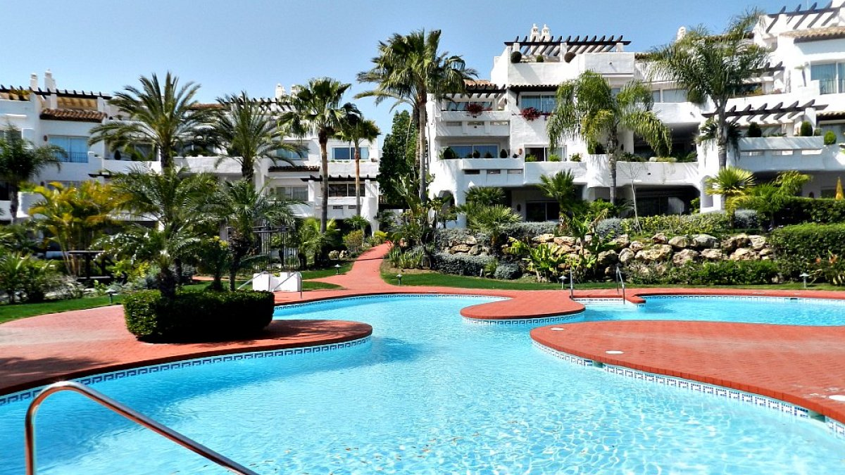 jardines ventura del mar puerto ban s 3 bed apartment