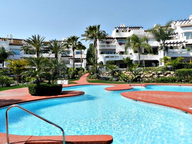 Jardines Ventura del Mar-Puerto Banús 3 dormitorios en alquiler