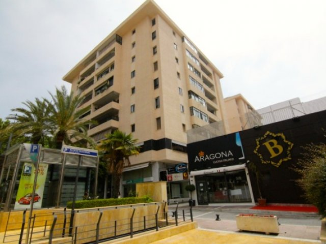 Avda. del Mar Marbella Centro apartamento 4 dormirtorios