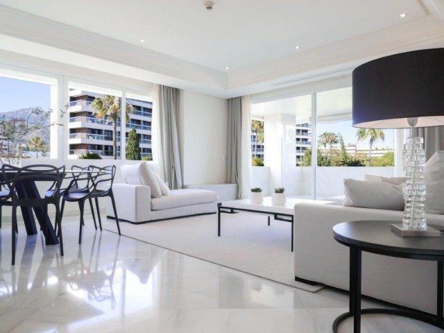 Marina Mariola Marbella 2 bedroom apartment East