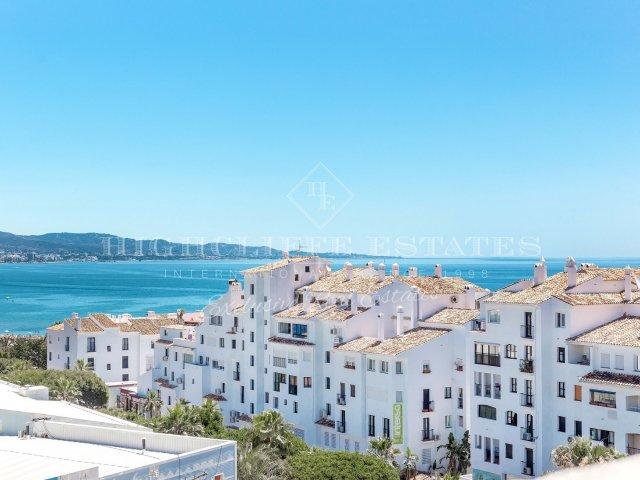Marina Banus 1 Puerto Banus - Apartamento 2 dormitorios Vista al mar.