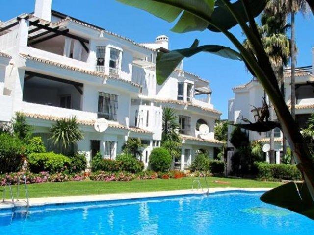 Los Naranjos де Марбелья Апартаменты 3 спальни, 8 человек.