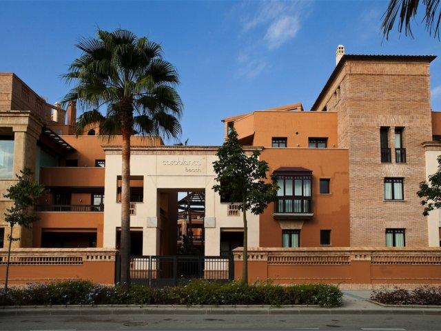 Casablanca Beach  Ground Floor Apartament 3 bedrooms