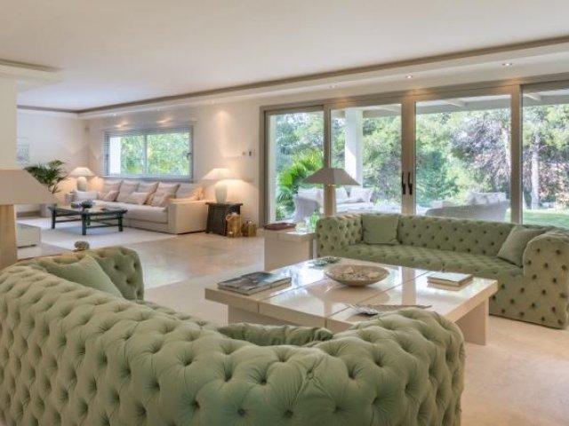 Superbe style espagnol 5 chambre Villa à Rio Real - Los Monteros