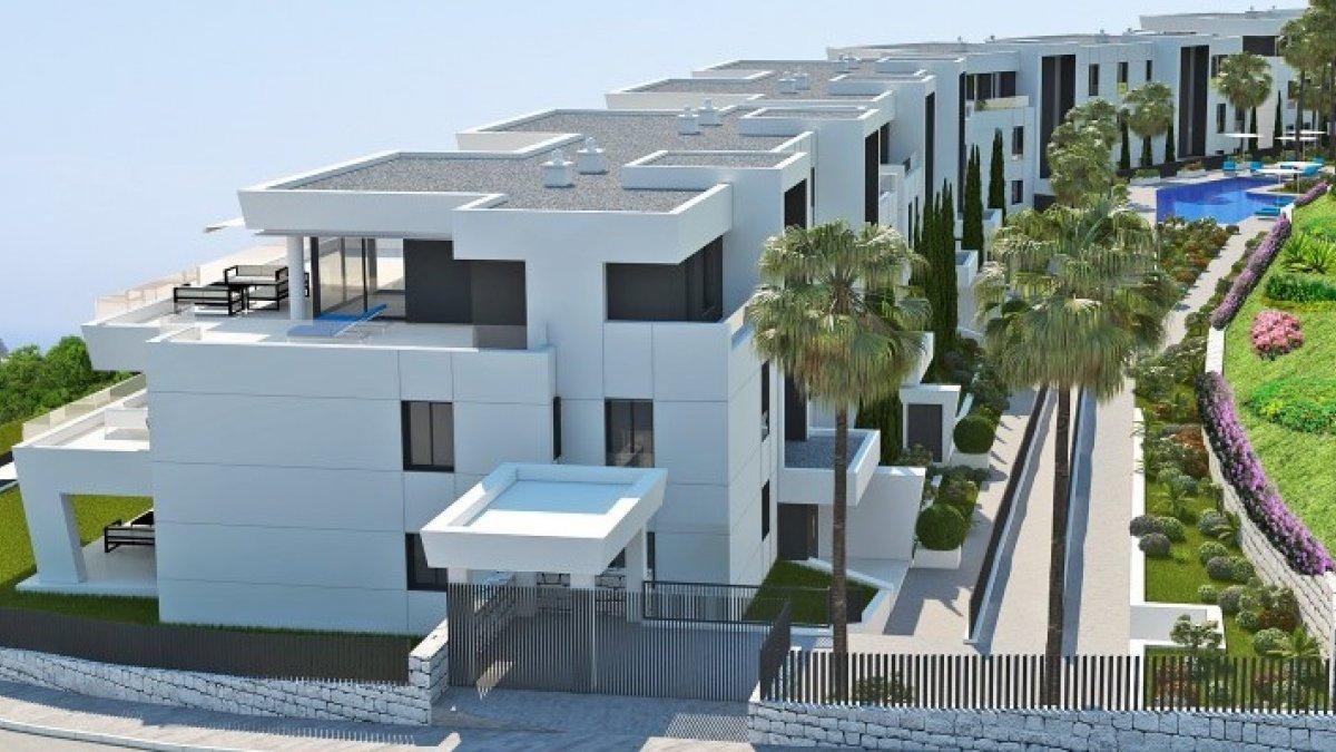 Azahar de marbella nuevo proyecto 42 viviendas 2 3 - Domotica marbella ...