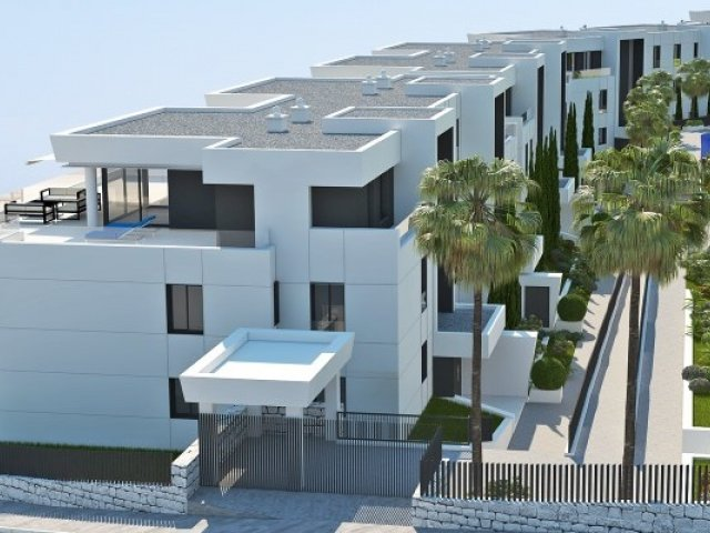 Azahar Marbella - 42 New Housing Project 2-3 bedrooms - Nueva Andalucia Golf Valley