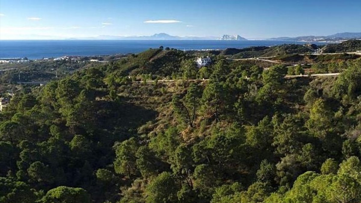 Marbella Club Golf Resort, Parcela con excelentes vistas Sup. 5.015 m2