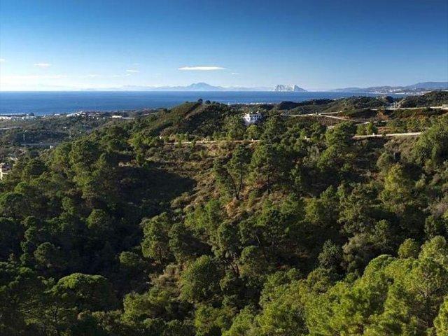 Marbella Club Golf Resort, Parcela con excelentes vistas Sup. 5.015 m2