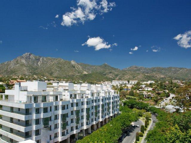 Jardines del Principe, Milla de Oro - Marbella, Apartamento 3 Dormitorios.