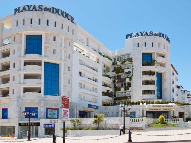 Playas del Duque - Puerto Banus, Apartamento 2 dormitorios Edificio Córdoba.