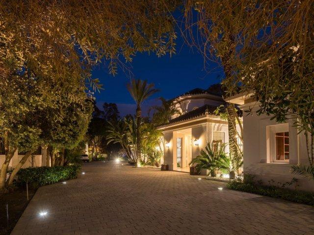 Guadalmina Baja - Великолепная роскошная вилла 6 спален