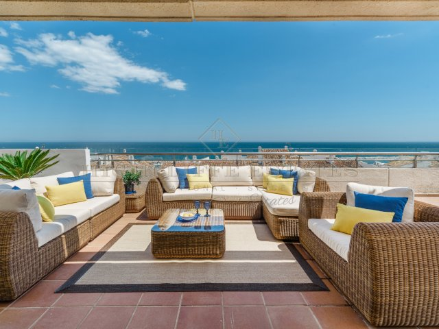 Marina Banus - Puerto Banus, 3 Bedrooms Penthouse w/ Jacuzzi