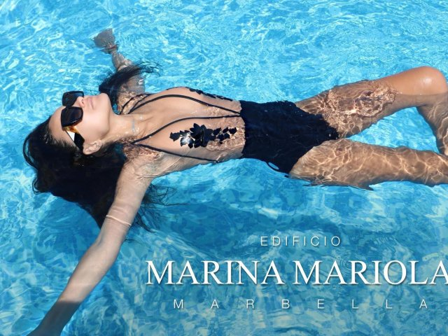 Marina Mariola Marbella, 2 Bedrooms Apartment full sea views.