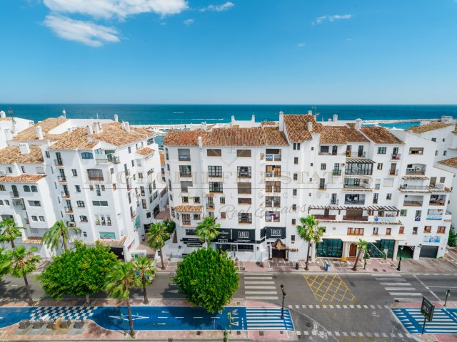 Marina Banus 2 - Puerto Banus - Apartamento 3 Quartos.