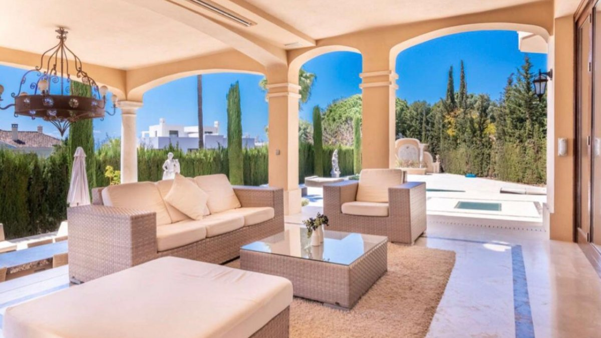 Sierra Blanca,  Villa DeLuxe 5 Chambres
