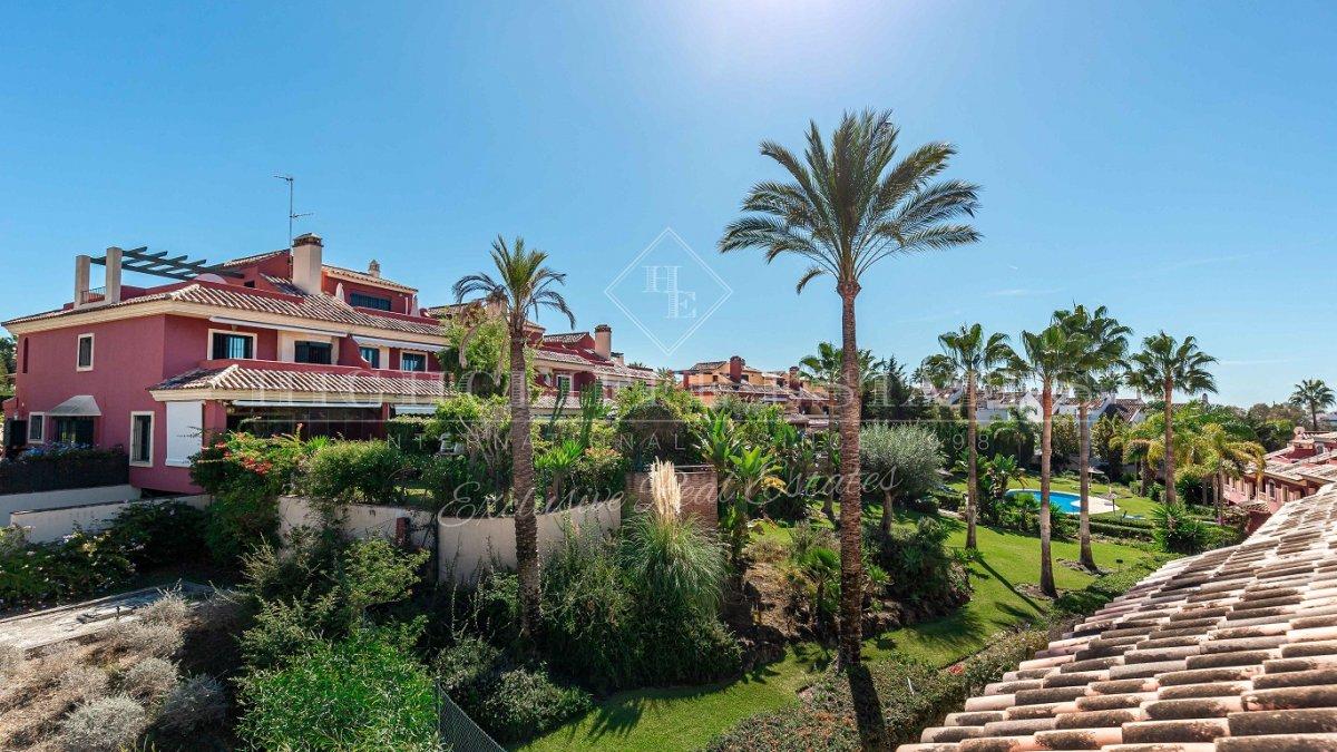 Jardines de Doña María, Golden Mile, 3 Bedrooms Townhouse