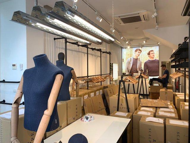 Puerto Banus - Commercial Premises 80 m2, close to Hermes, Dior.