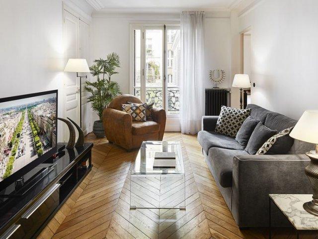 Paris 8th Champs Elysees, 1 Bedroom Apartment.