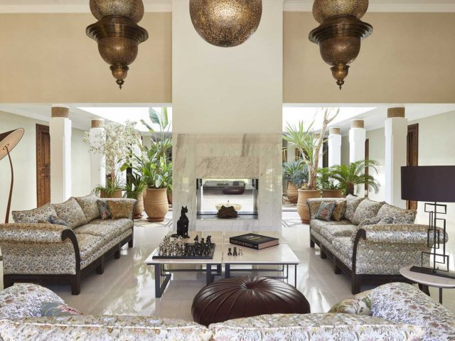 Marrakesh, Great Luxury 6 Bedrooms Villa.