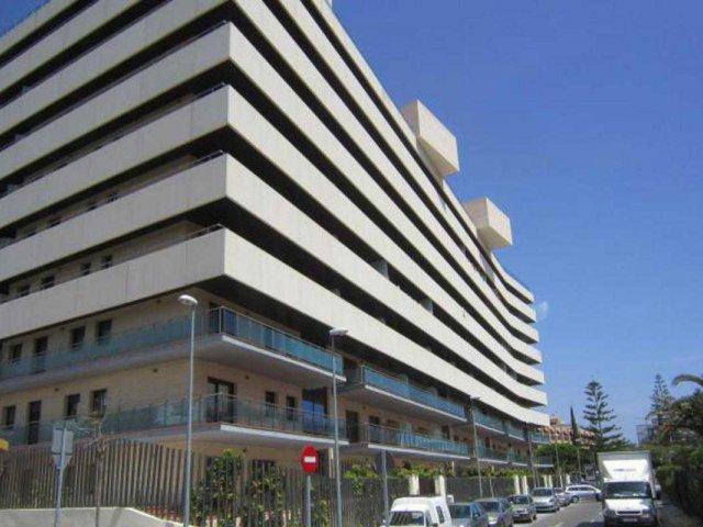 Bostadsområde Palacio de Congresos 2 sovrum - Golden Mile