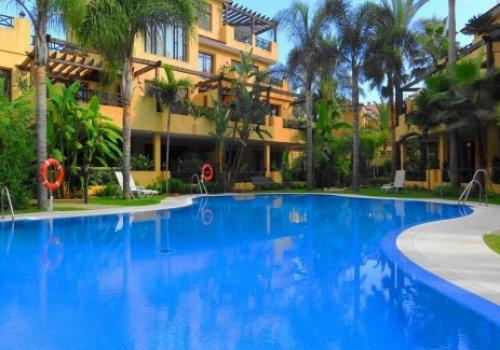 Bahía de Banús-Puerto Banús apartamento 2 dormitorios