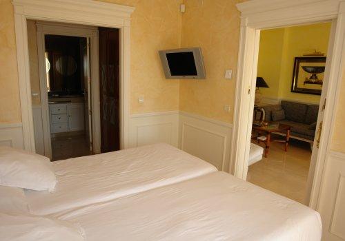 Guadalpin Marbella Resort apartamento 3 dormitorios con jacuzzi