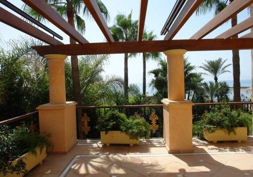 CasaNova Puerto Banus Ático Duplex 5 dormitorios Gran Lujo Amueblado