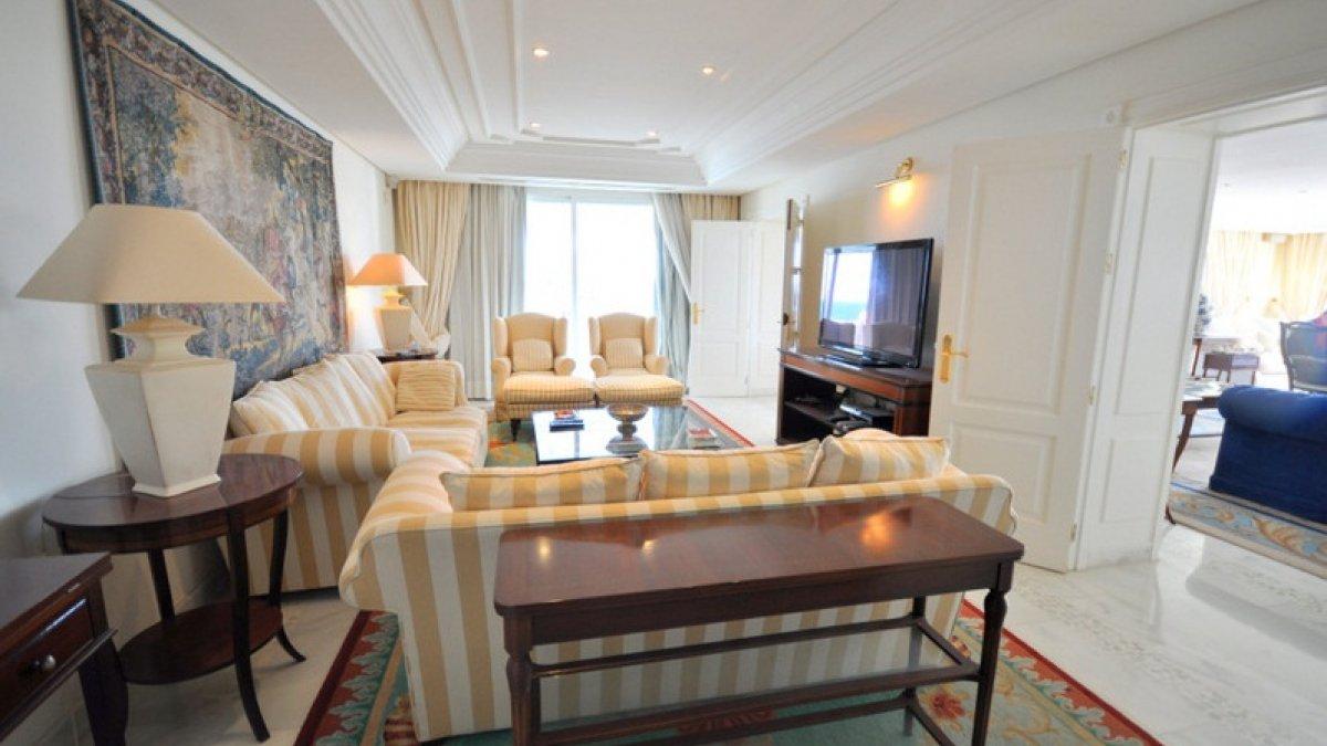 Marina Mariola Apartamento  U00c1tico Gran Lujo 5 Dormitorios