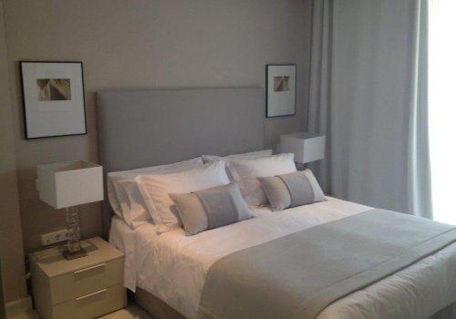 Marina Mariola apartamento 2 dormitorios Oeste Mar y jardín