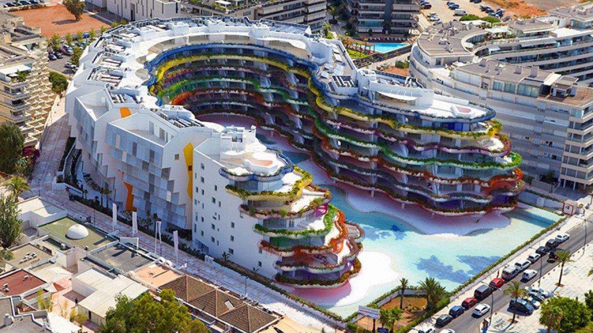 Boas Building Marina Botafoch Ibiza Highcliffe Estates