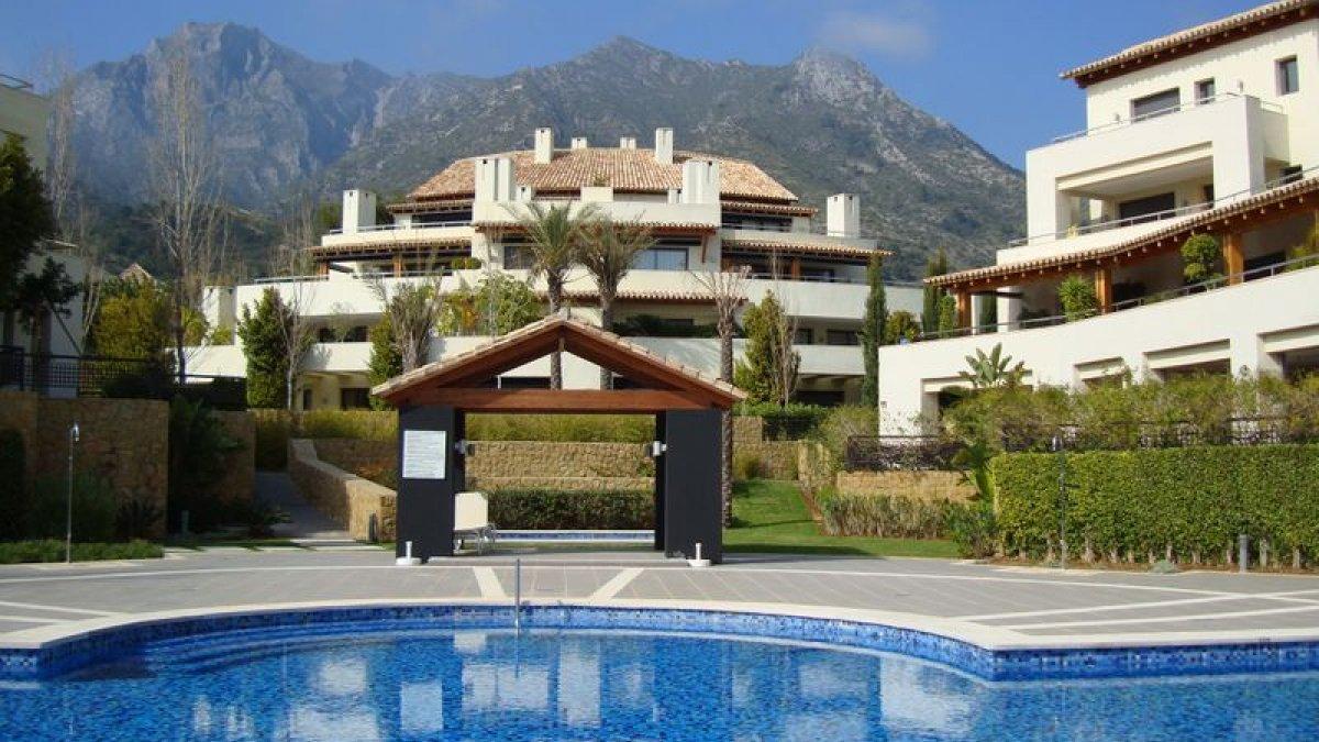 Imara marbella espectacular 3 dormitorios alquiler larga - Casa de lujo en marbella ...