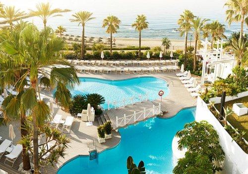 Puente Romano Marbella, Apartamento 3 dormitorios Gran Lujo