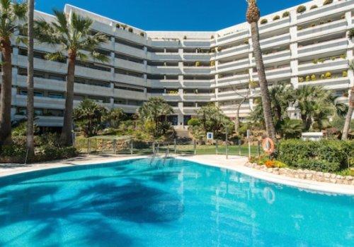 Edificio Gran Marbella, apartamento 4 dormitorios.