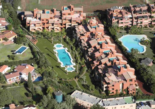 Alhambra del Golf - Guadalmina Baja - Ático Duplex 4 Dormitorios - Alquiler Larga Temporada