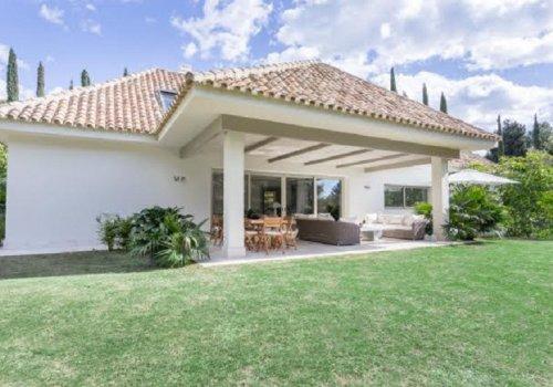 Espectacular Villa 5 dormitorios en Rio Real