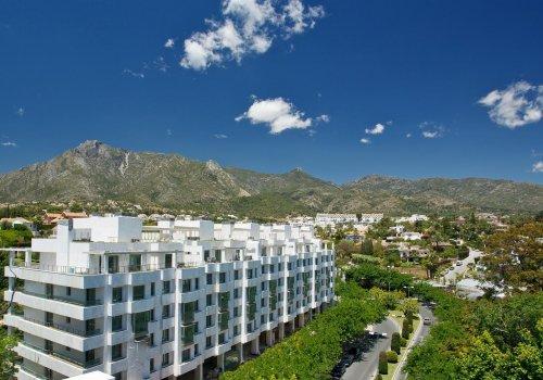 Milla de Oro de Marbella. Jardines del Principe , 3 dormitorios