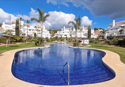 Los Monteros Palm Beach, Apartamento 4 Dormitorios Lujo.