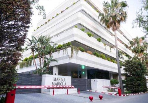 Marina Mariola Marbella, 2 dormitorios recién reformado - Alquiler Larga Temporada
