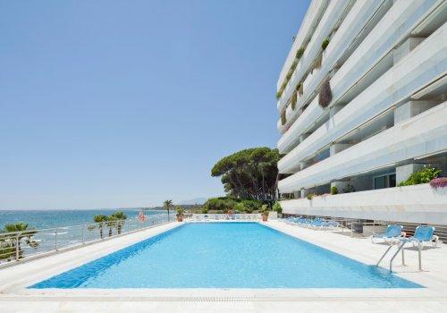 Marina Mariola Marbella,  Elegant 2 bedrooms Apartment facing East 14
