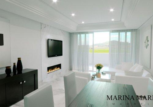 Proyecto de Reforma y Decoración en Marina Mariola Marbella