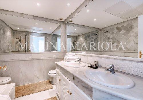 Proyecto de Reforma y Decoración en Marina Mariola Marbella, apartamento de 3 dormitorios.