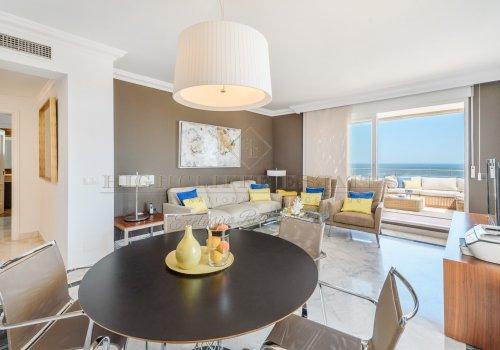 Marina Banus Puerto Banus, Penthouse 3 Dormitorios