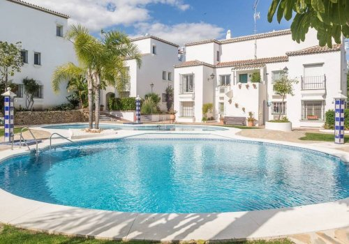 Pueblo Bermejo Milla de Oro, Apartamento 1 Dormitorio.