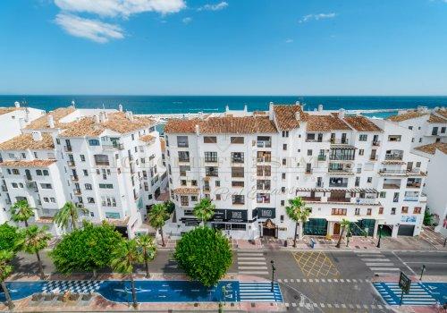 Marina Banus 2 - Puerto Banus - Apartamento 3 Dormitorios