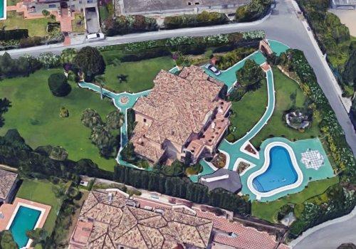 Mansión de Lujo Nueva Andalucia junto a Puerto Banus