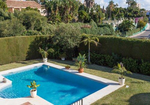 Las Brisas Nueva Andalucia, Villa 4 Dormitorios