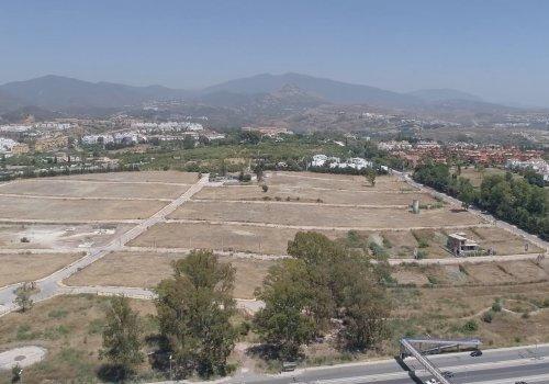 Terreno 500 m2 en La Boladilla, Nueva Milla de Oro Estepona