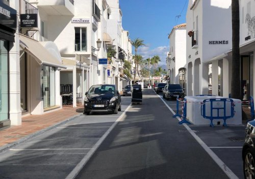 Puerto Banus - Local Comercial 80 m2